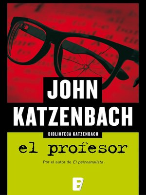 cover image of El profesor