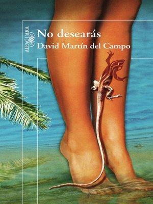 cover image of No desearas