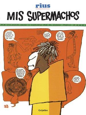 cover image of Mis Supermachos 1 (Mis supermachos 1)