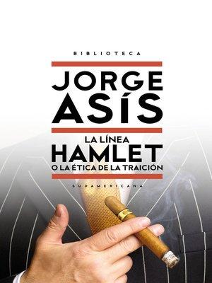 cover image of La línea Hamlet