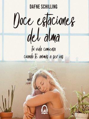 cover image of Doce estaciones del alma