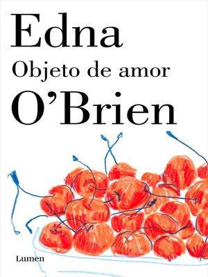 cover image of Objeto de amor