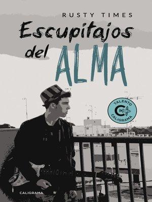 cover image of Escupitajos del alma