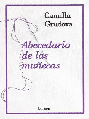 cover image of Abecedario de las muñecas