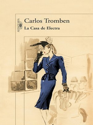 cover image of La Casa de Electra