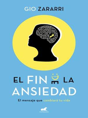 cover image of El fin de la ansiedad