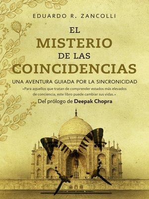 cover image of El misterio de las coincidencias