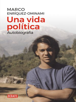 cover image of Una vida política