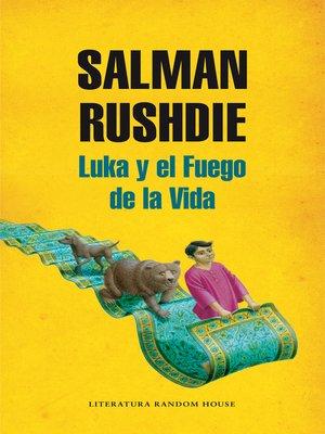 cover image of Luka y el Fuego de la Vida