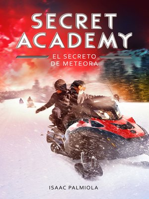 cover image of El secreto de Meteora (Secret Academy 4)