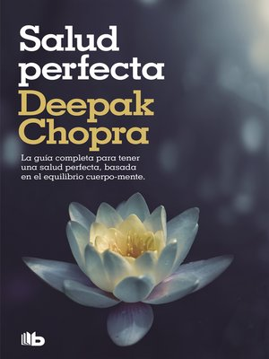 cover image of Salud perfecta