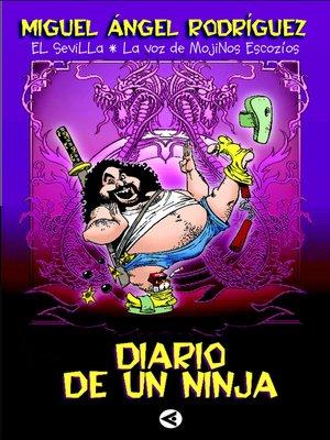 cover image of Diario de un ninja