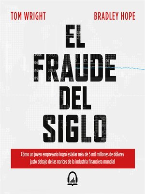 cover image of El fraude del siglo