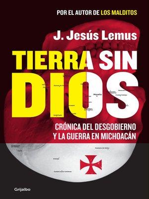 cover image of Tierra sin Dios