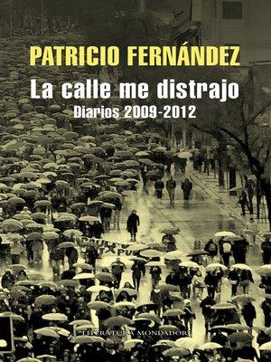 cover image of La calle me distrajo