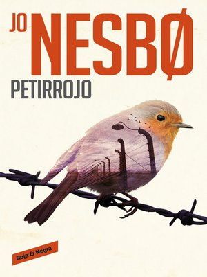 cover image of Petirrojo