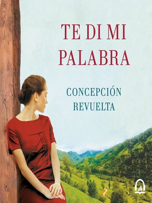 cover image of Te di mi palabra