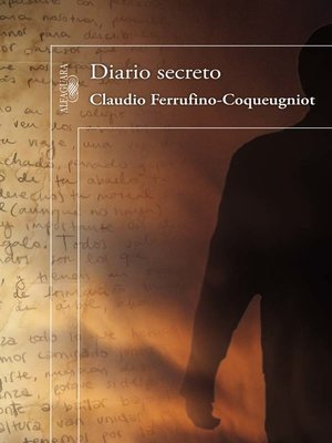cover image of Diario secreto