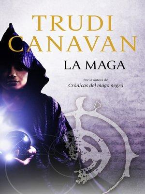 cover image of La maga