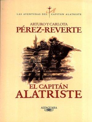 cover image of El capitán Alatriste