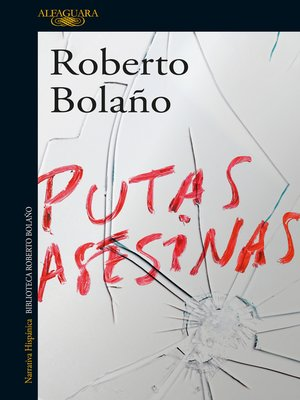 cover image of Putas asesinas