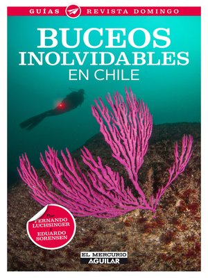 cover image of Buceos inolvidables en Chile