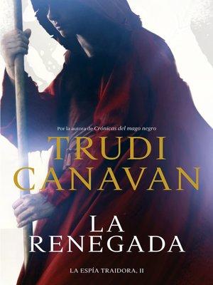 cover image of La renegada