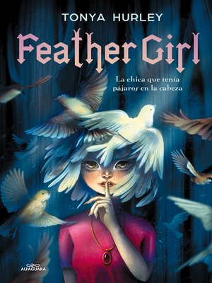 cover image of Feather girl
