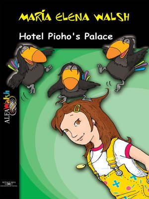 cover image of Hotel Pioho's Palace