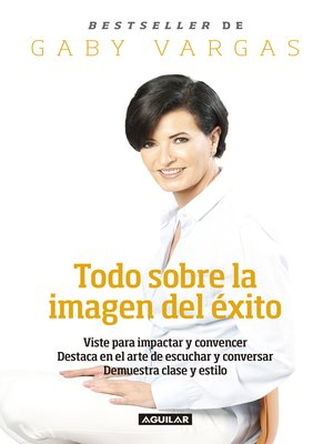 cover image of Todo sobre la imagen del éxito