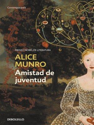 cover image of Amistad de juventud