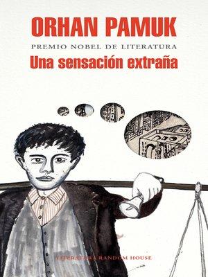 cover image of Una sensación extraña