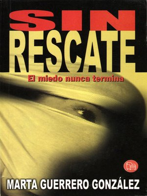 cover image of Sin rescate