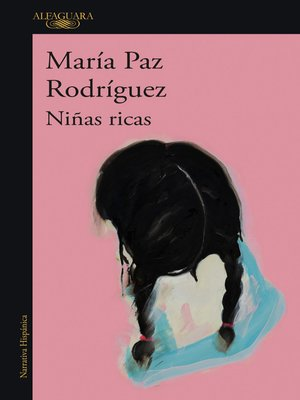 cover image of Niñas ricas