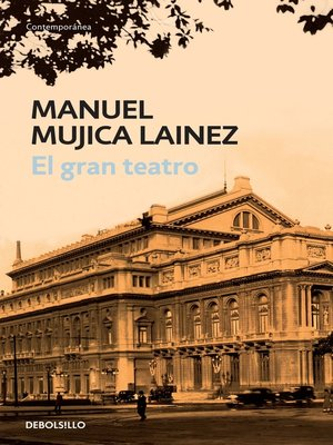 cover image of El gran teatro