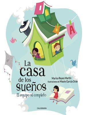 cover image of La casa de los sueños