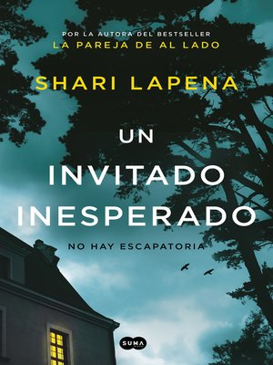 cover image of Un invitado inesperado