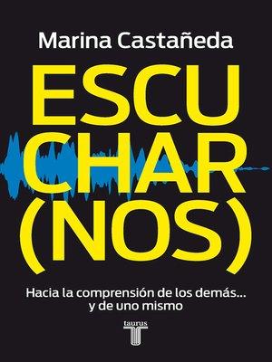 cover image of Escuchar(nos)