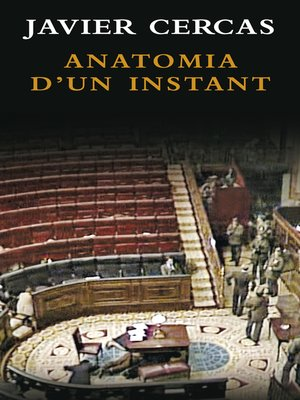 cover image of Anatomia d'un instant