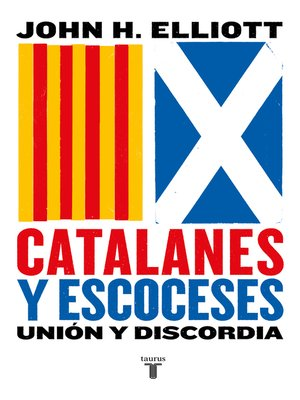cover image of Catalanes y escoceses