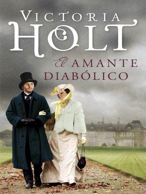 cover image of El amante diabólico
