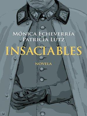 cover image of Insaciables