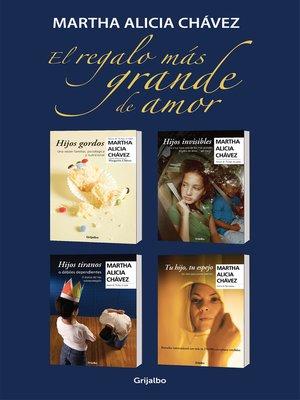 cover image of El regalo más grande de amor (paquete digital)