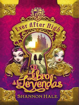cover image of El Libro del Destino (Ever After High 1)