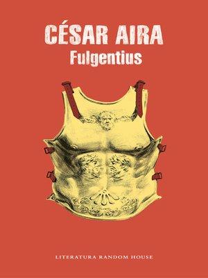 cover image of Fulgentius