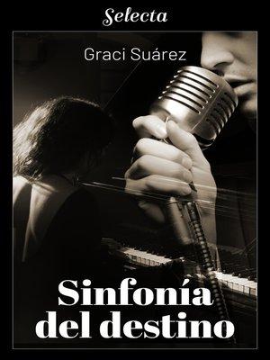 cover image of Sinfonía del destino
