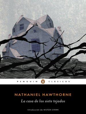 cover image of La casa de los siete tejados (Los mejores clásicos)