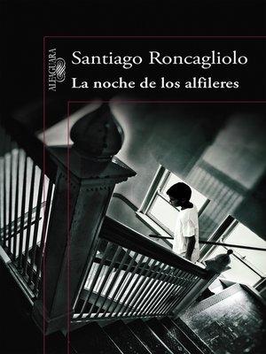 cover image of La noche de los alfileres