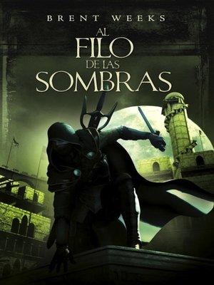 cover image of Al filo de las sombras (El Ángel de la Noche 2)