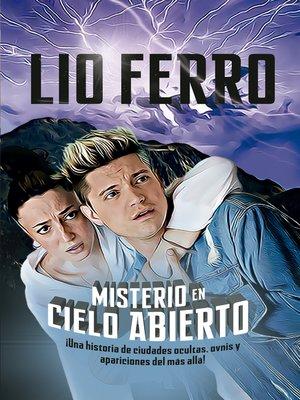 cover image of Misterio en cielo abierto